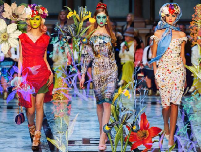 Fashion Dress In Spring